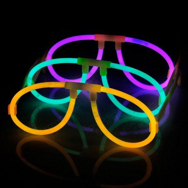 Gafas glow